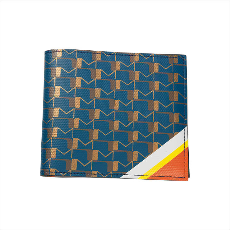 패턴 지갑은 67만5천원, Moynat.