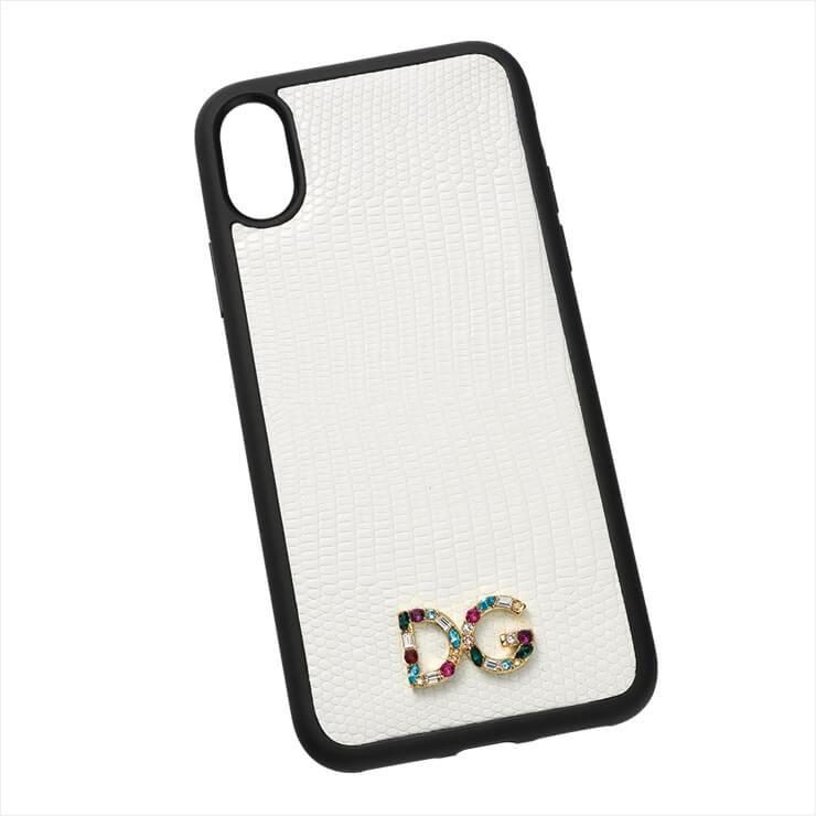 배색 스마트폰 케이스는 가격 미정, Dolce & Gabbana.