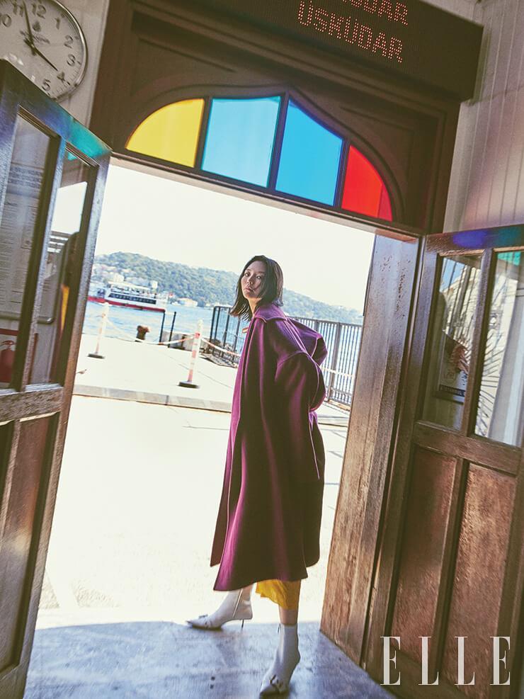 이스탄불에서 만난 이솜의 오후