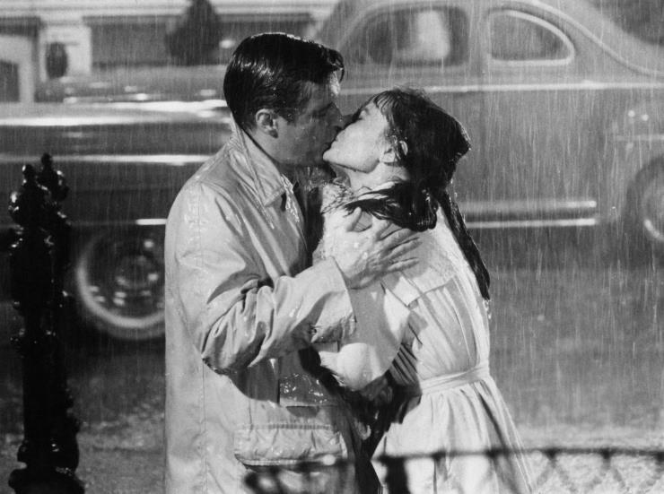 게티이미지<티파니에서 아침을>의 오드리 헵번. 1961년
