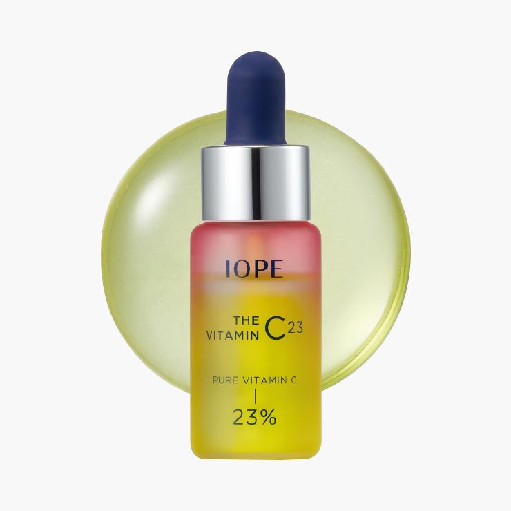 Iope 더 비타민 C23 앰플 5만원대.