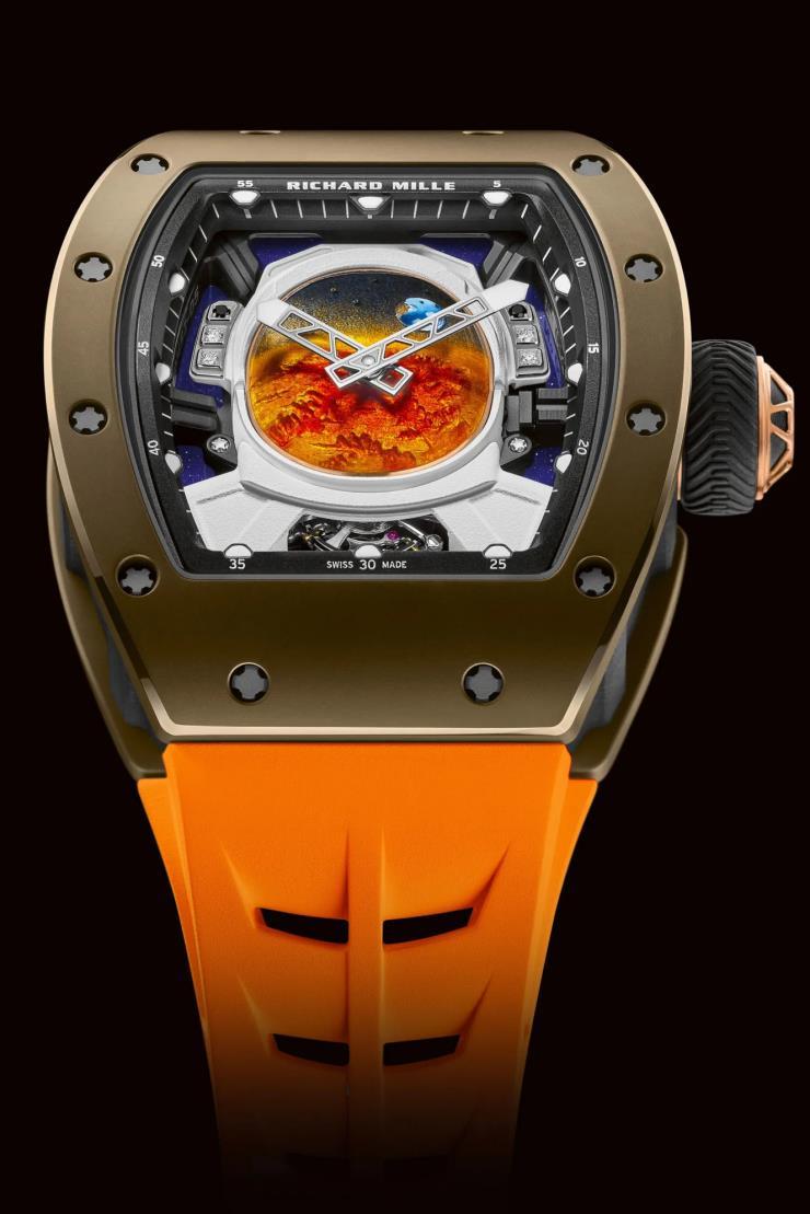 퍼렐 윌리엄스 X 리차드 밀 RM52-05