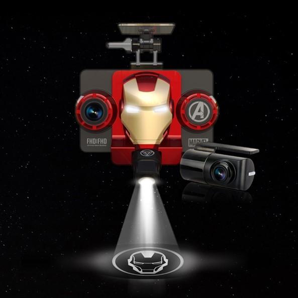 Smart Beam Iron Man Edition