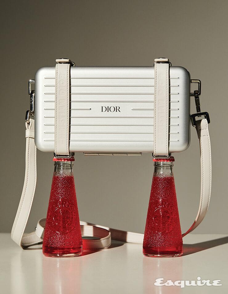 디올-리모와 퍼스널 크로스백 가격 미정 디올 맨.