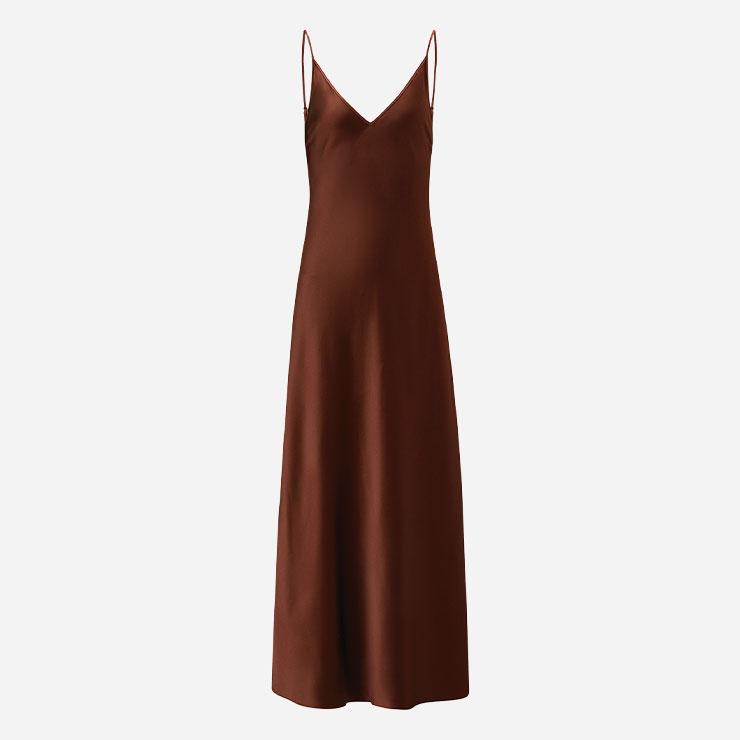 슬립 드레스 70만원대 조셉.