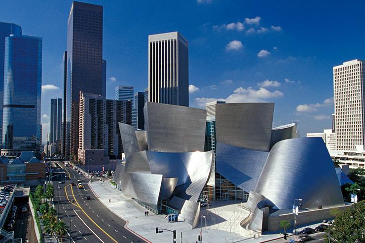 월트 디즈니 콘서트 홀(2003), 로스엔젤레스