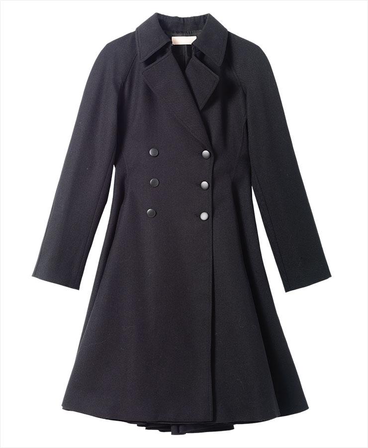 페미닌한 A라인 코트는 가격 미정, Alaa by 10 Corso Como Seoul.