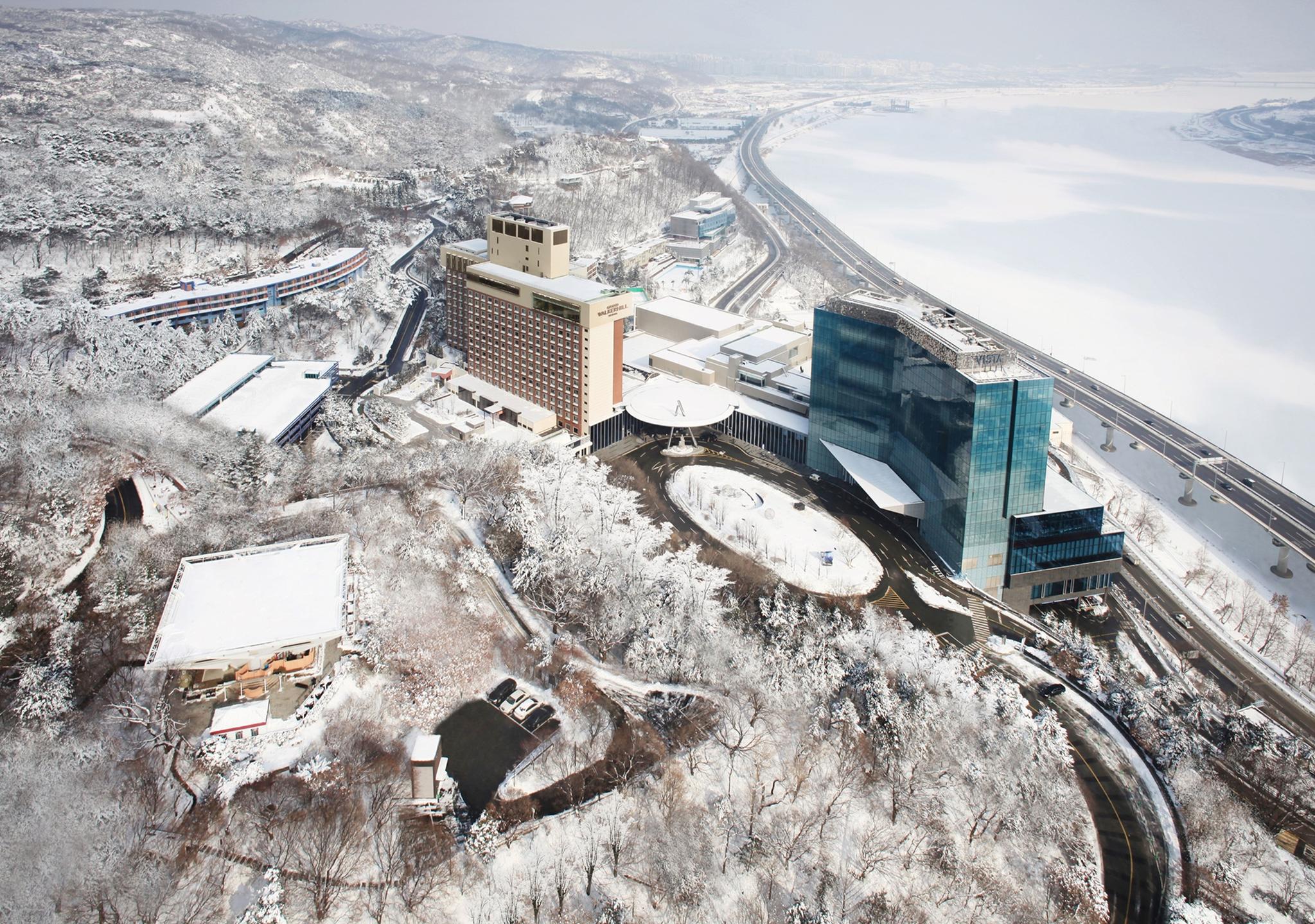 비스타 워커힐 서울 '크리스마스 위시'