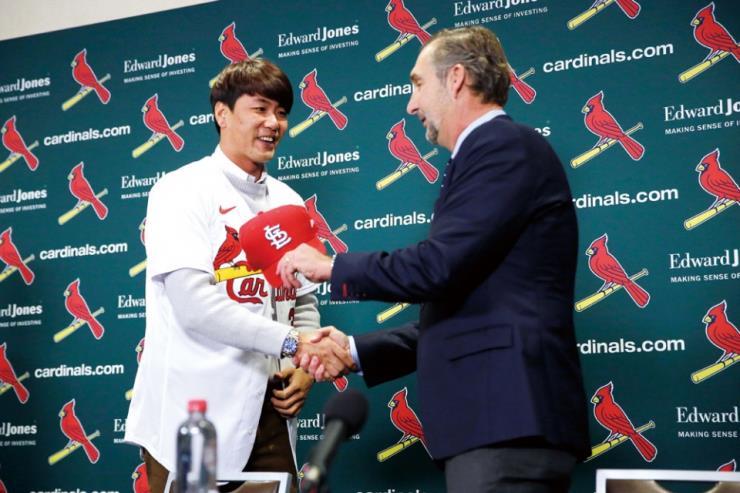 St. Louis Cardinals, 김광현