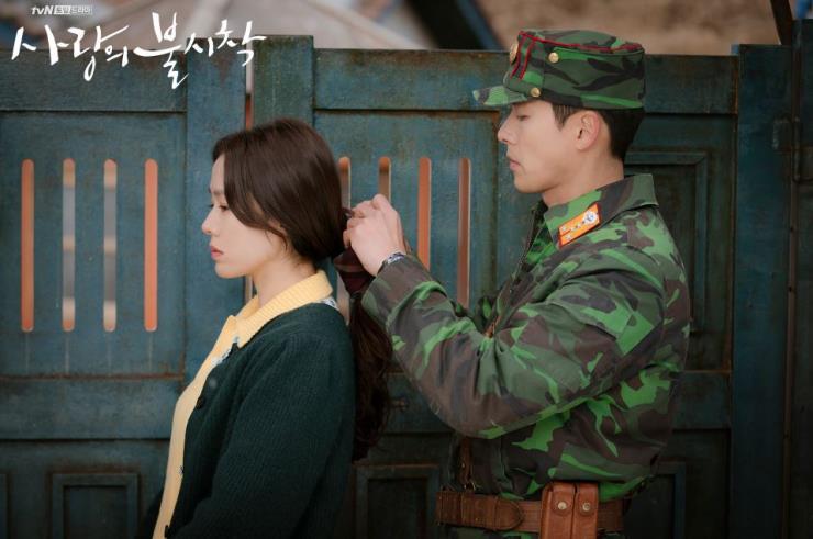 사진 tvN 〈사랑의 불시착〉