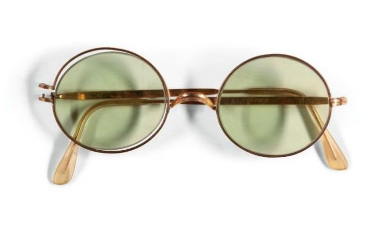 John Lennon Oliver Gold Smith Sunglass