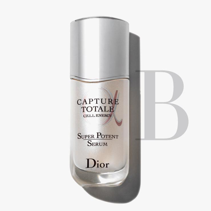 Dior 캡춰 토탈 쎌 에너지 슈퍼 포텐트 세럼 50ml 25만3천원대.