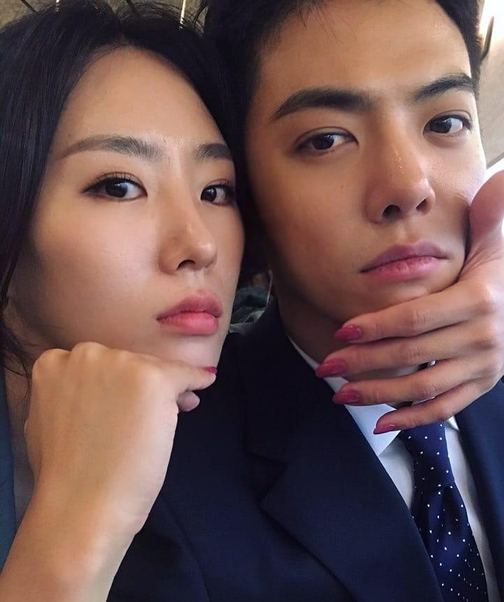 이상화-강남 커플