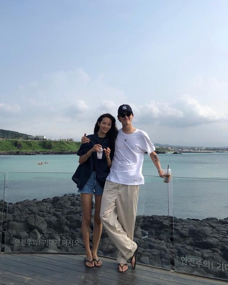 곽지영-김원중 커플