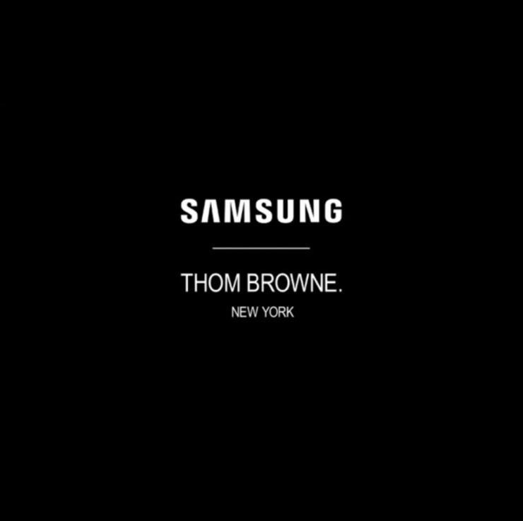 삼성 X 톰 브라운