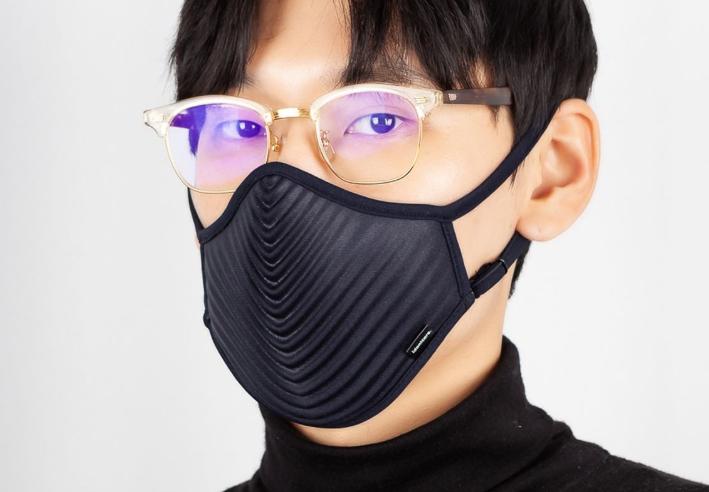 와디즈의 아이돈케어 마스크