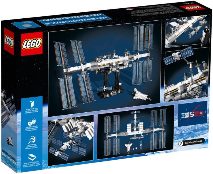 레고 국제 우주 정거장