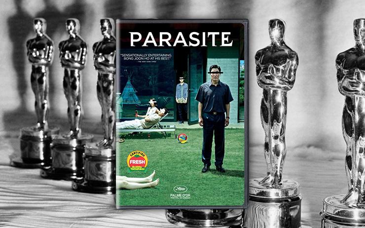 영화 〈기생충(Parasite)〉, 포스터