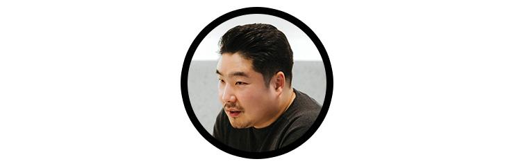 로봇 커피 카페 라운지엑스의 황성재 대표.