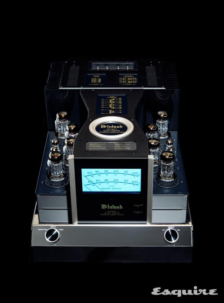MC901 파워앰프 2개 1조 5200만원 매킨토시 by 로이코.
