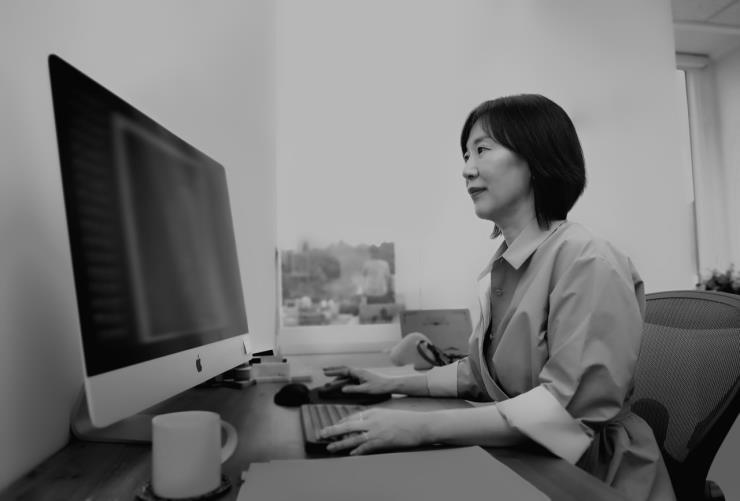 바른손이앤에이 곽신애 대표