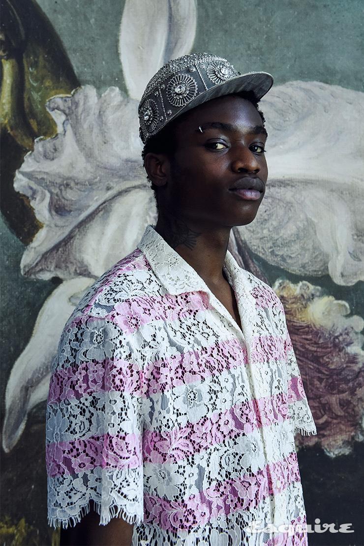 셔츠 디스퀘어드2. 모자 포토그래퍼 소장품.