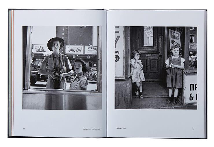 비비언 마이어의 필름을 발견한 인물, 존 말루프가 펴낸 사진집 〈비비안 마이어 나는 카메라다〉