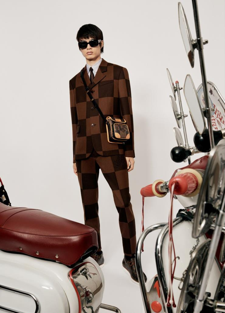 Louis Vuitton LV2 Collection by Virgil Abloh Fall-Winter 2020