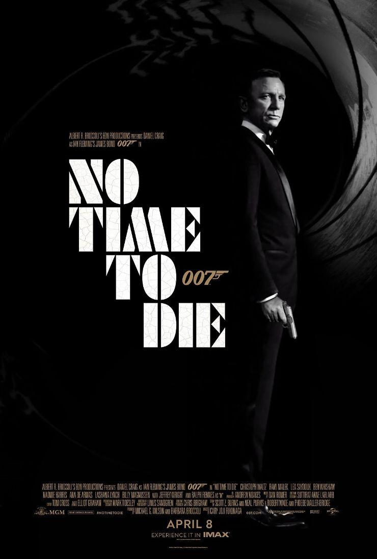 007 시리즈인 〈노 타임 투 다이〉