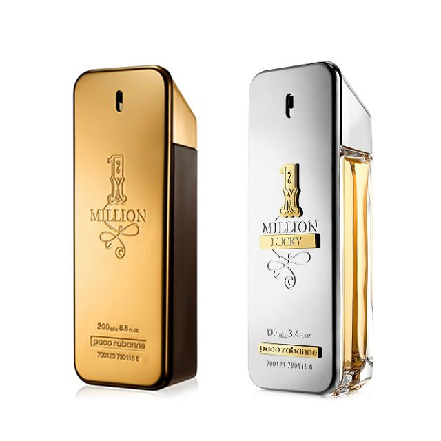 paco rabanne, 1 MILLION LUCKY, 8만원(50ml)