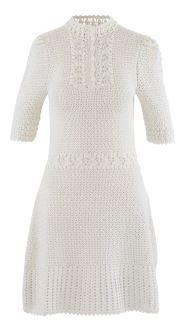 크로셰 드레스
