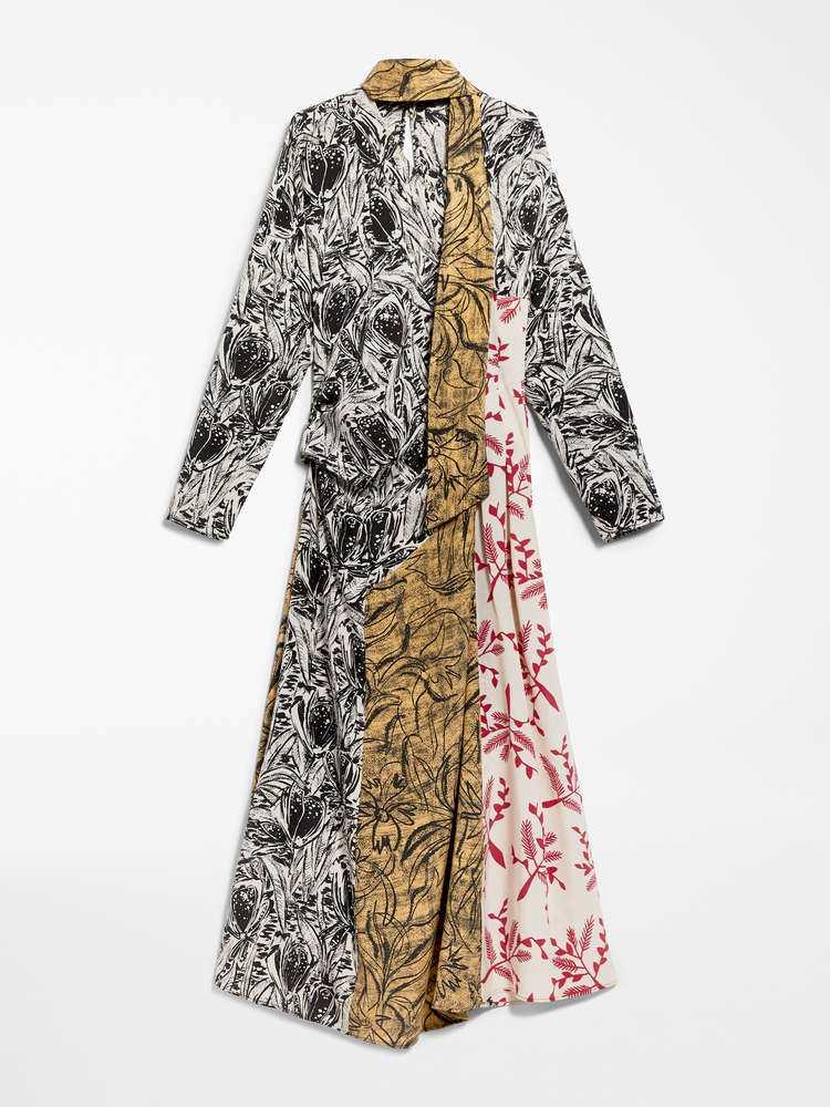 라팔로 실크 드레스