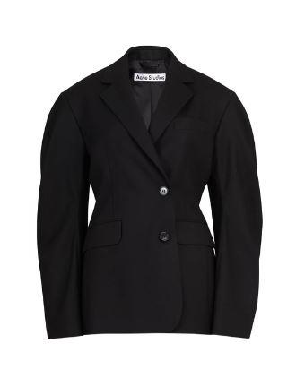 벌룬 슬리브 재킷
