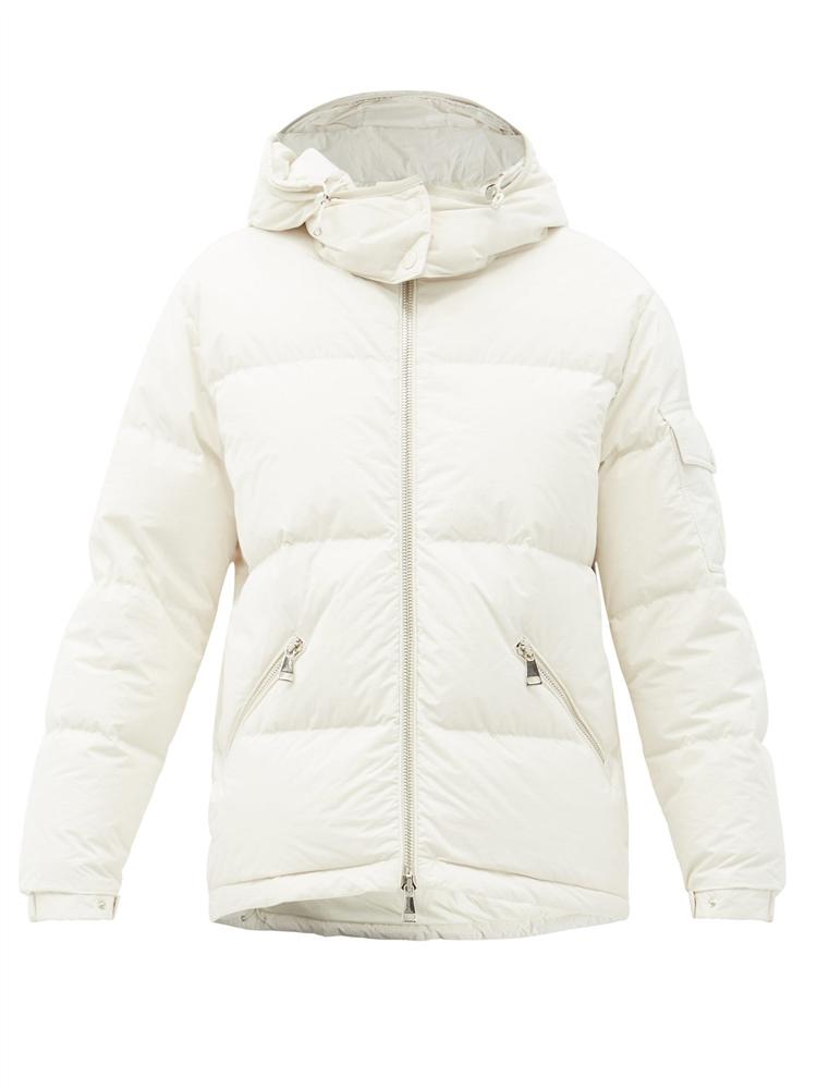 베이디모어 후드 다운 재킷