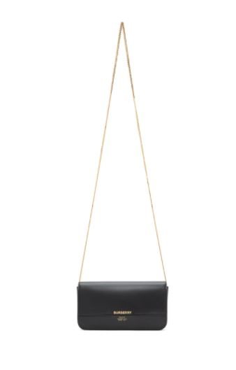 Black Small Camille Card Holder Bag
