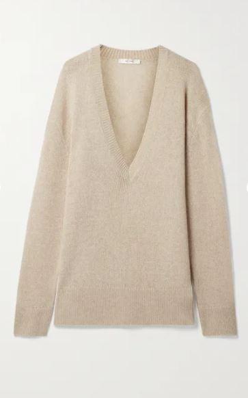 Baudelia oversized cashmere sweater