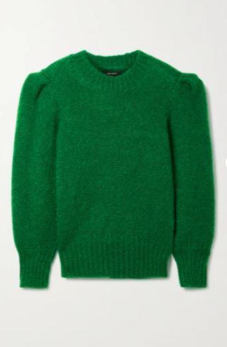 Emma mohair-blend sweater