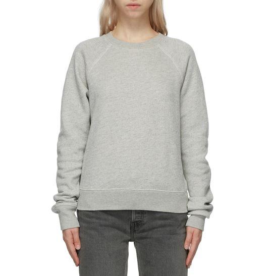 Grey Hanes Edition Classic Raglan Sweatshirt