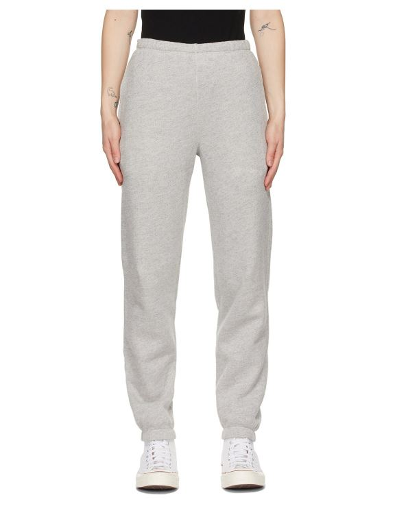 Grey Hanes Edition 80s Lounge Pants