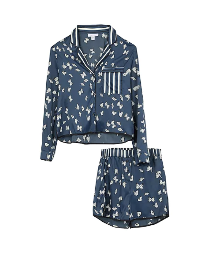 BUTTERFLY PYJAMMA SET