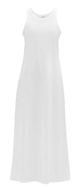 엘키 피마 코튼 저지 맥시 드레스