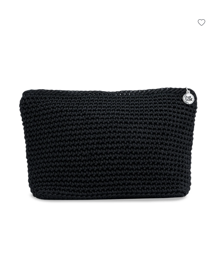The Sak Essential Crochet Medium Pouch