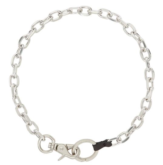 Silver Ladon Necklace