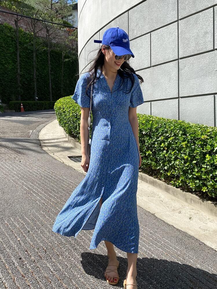 여름엔 시원해보이는 블루!