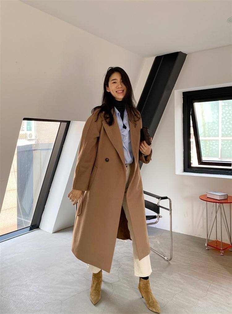 겨울 코트의 정석, 위크엔드 막스마라의 카멜 코트