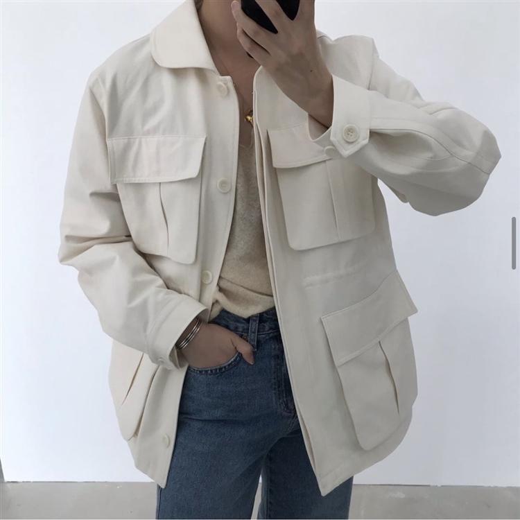 사파리 재킷