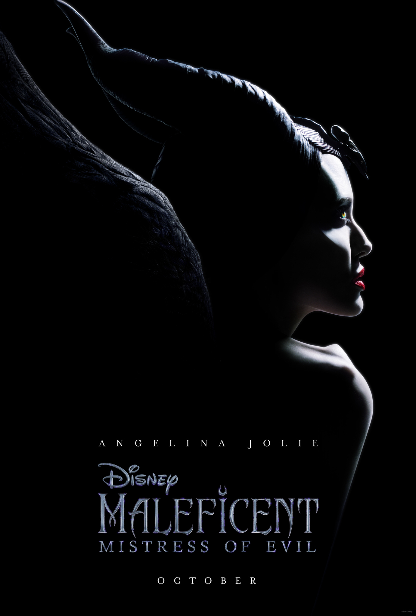 <말레피센트 : 미스트리스 오브 이블> 공식 포스터