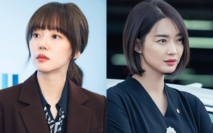 Let's take a look at the fashion style of Shin Min Ah and Im Soo Jung's in upcoming drama in June