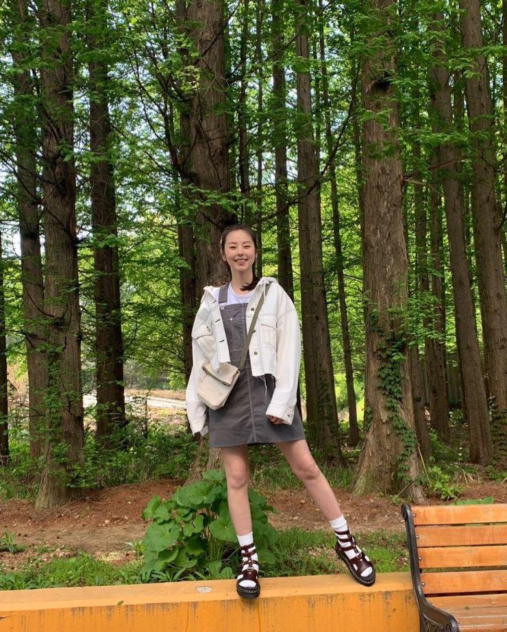 9 kiểu váy mùa hè vừa mát vừa yêu kiều chuẩn style sao Hàn ảnh 3