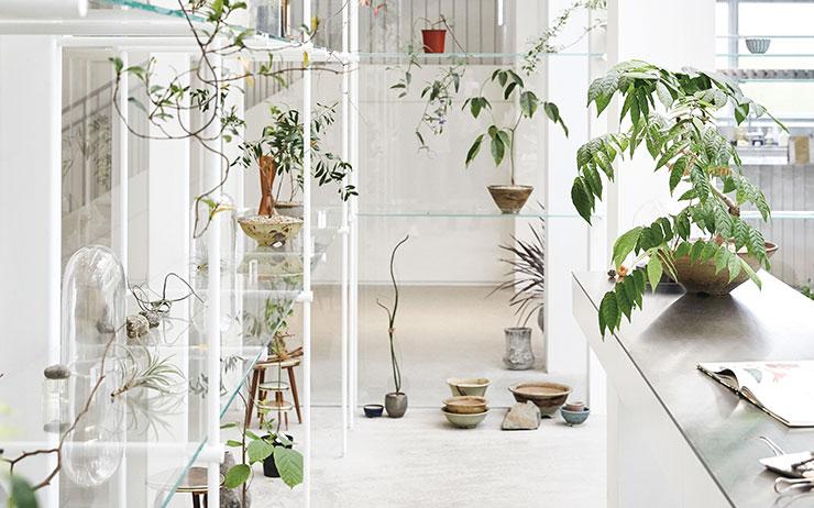 온실 카페, 인공 폭포, 옥상 정원…. 도시 안에 완벽히 설계된 자연과 만나다.